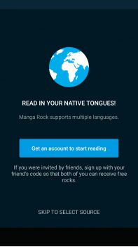 MangaRock Android App Performance Test Report by AppAchhi